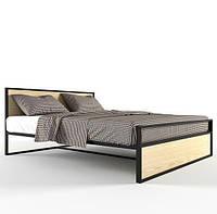 Кровать в стиле LOFT (Bed - 075)