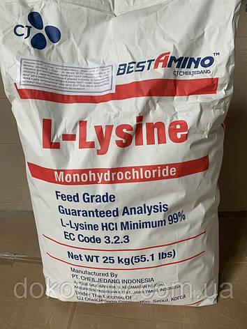 Лизин монохлорид, фото 2
