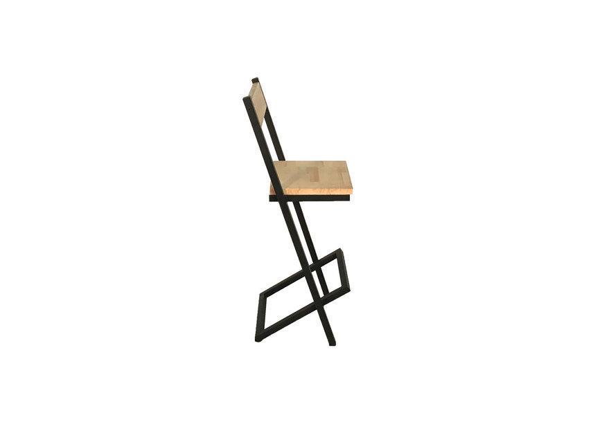Барний стілець в стилі LOFT (Bar Stool - 27)