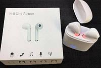 Безпровідні навушники HBQ i7s TWS Bluetooth з докстанцією