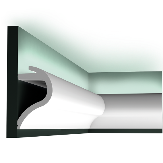 LED профілі Orac Decor C364 (200х14х8см),ліпний декор з поліуретану.