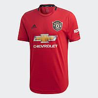 Футбольная форма Манчестер Юнайтед (домашняя), сезон 19-20. Элитный полиестер