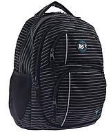 Рюкзак подростковый школьный T-80 MaxxSilver lights 557061 Yes