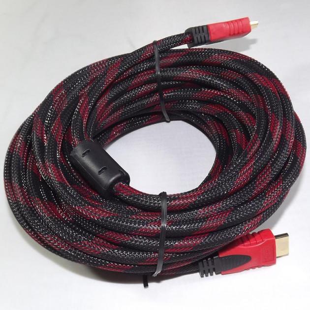 Кабель Promotec HDMI на HDMI 15 метров