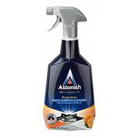Універсальний очищувач з маслом апельсина Astonish orange grove Multi - Surface cleaner 750 мл