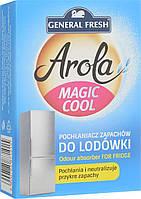 Поглинач запахів для холодильника General Fresh Magic Cool