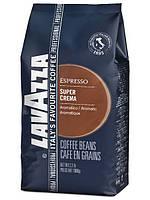 Кофе в зернах Lavazza Espresso Super Crema 1 кг.