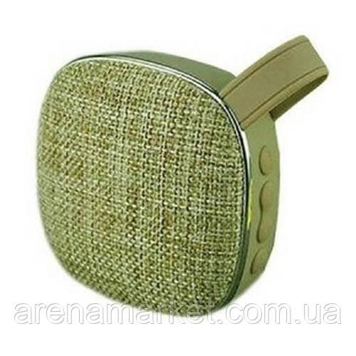 Портативная Bluetooth колонка Wesdar K36 - зеленый