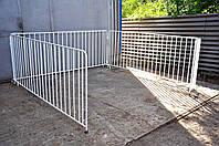 Ограждения для ограничения доступа домашних животных