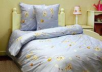 Ткань для постельного белья, бязь набивная, ПЧЕЛКИ
