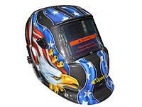 Сварочная маска Хамелеон OPTECH (ОРЕЛ) 4 сенсора, фото 1