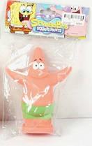 Пищалка Spong BOB Морская звезда 13 см, игрушка для купания