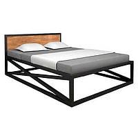 Кровать в стиле LOFT (Bed - 055)