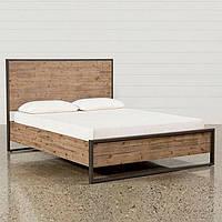 Кровать в стиле LOFT (Bed - 095)