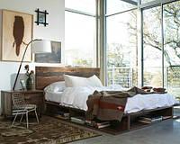Кровать в стиле LOFT (Bed - 099)