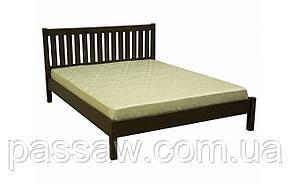 Кровать деревянная Л-202 1,2