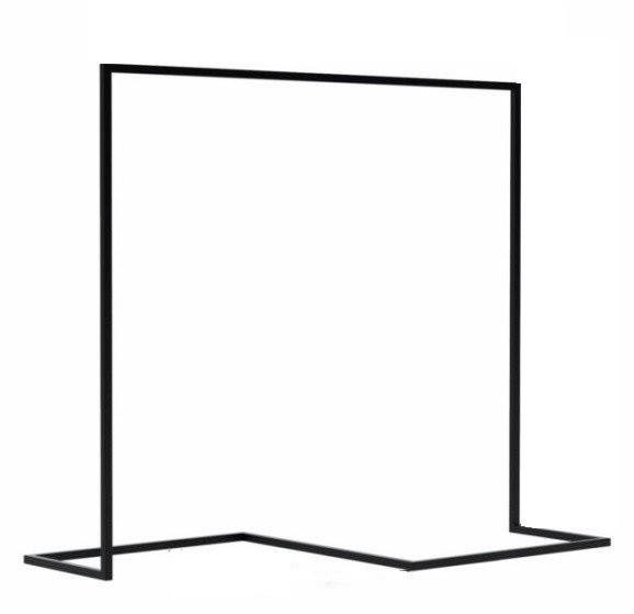 Стойка-вешалка для одежды в стиле LOFT (Hanger - 41)