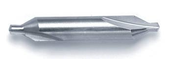 00955  Центрувальне свердло DIN 333 форма A 60° HSS-G подовжене  GSR Німеччина