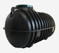 Септик однокамерный, 2000 литров (Украина)