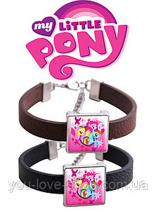 Браслет My Little Pony с персонажами
