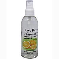 Алунит Cocos с эфирным маслом Апельсина (дезодорант-спрей) 100 мл