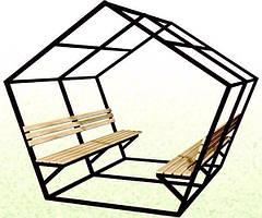 Беседка в стиле LOFT (Pavilion - 05)