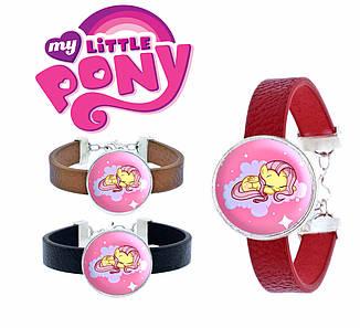 Браслет My Little Pony с изображением Пинки Пай
