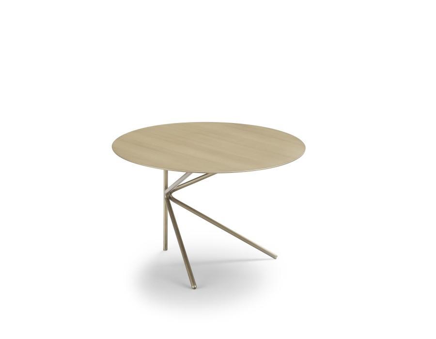 Кофейный Журнальный столик в стиле LOFT (Table - 683)