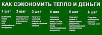 Энергосберегающие Окна Стимекс-30% кредитная компенсация государства!