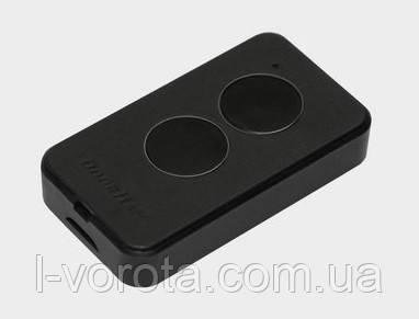DoorHan Transmitter 2PRO-BLACK 2-х канальный пульт для ворот и шлагбаумов