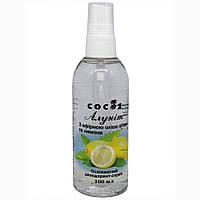 Алунит Cocos с эфирным маслом Мяты и Лимона (дезодорант-спрей) 100 мл