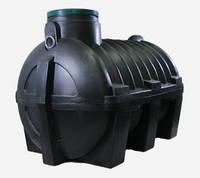 Септик однокамерный, 3000 литров (Украина)
