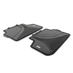 Оригинальные задние коврики для BMW 5 (G30, G31) / M5 (F90), артикул 51472414219