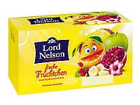 Чай фруктовый в пакетиках Lord Nelson Freche Fruchtchen