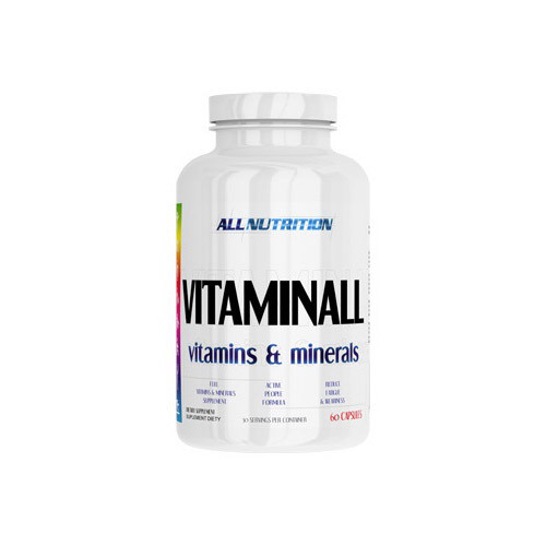 Комплекс витаминов AllNutrition VitaminALL (60 капс) алл нутришн