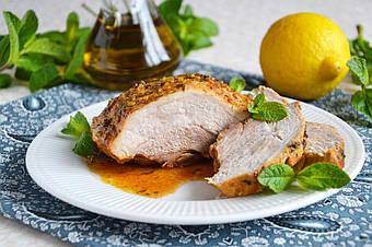 Свинина с медом с соусом Tanaka DanSoy
