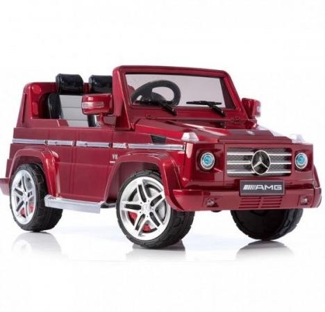 Детский электромобиль для детей.Электромобиль для прогулок.Детский электромобиль красный.