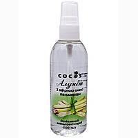 Алунит Cocos с эфирным маслом Пальмарозы (дезодорант-спрей) 100 мл