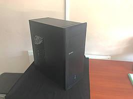 ПК для игр (Pentium G5500, 16gb RAM SSD 250gb) +Гарантия на все комплектующие + подарок