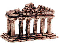 Природа Акрополь Декорация в аквариум и террариум  20х13х10