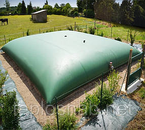 Гибкий резервуар 7000 литров для технической воды