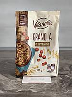 Гранола Vitanella с клюквой 350 грм