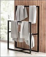 Стойка для Ванной Комнаты в стиле LOFT (Hanger - 23)
