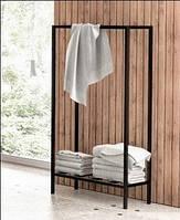 Стойка для Ванной Комнаты в стиле LOFT (Hanger - 34)