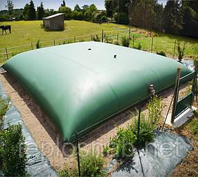 Гибкий резервуар 500000 литров для технической воды
