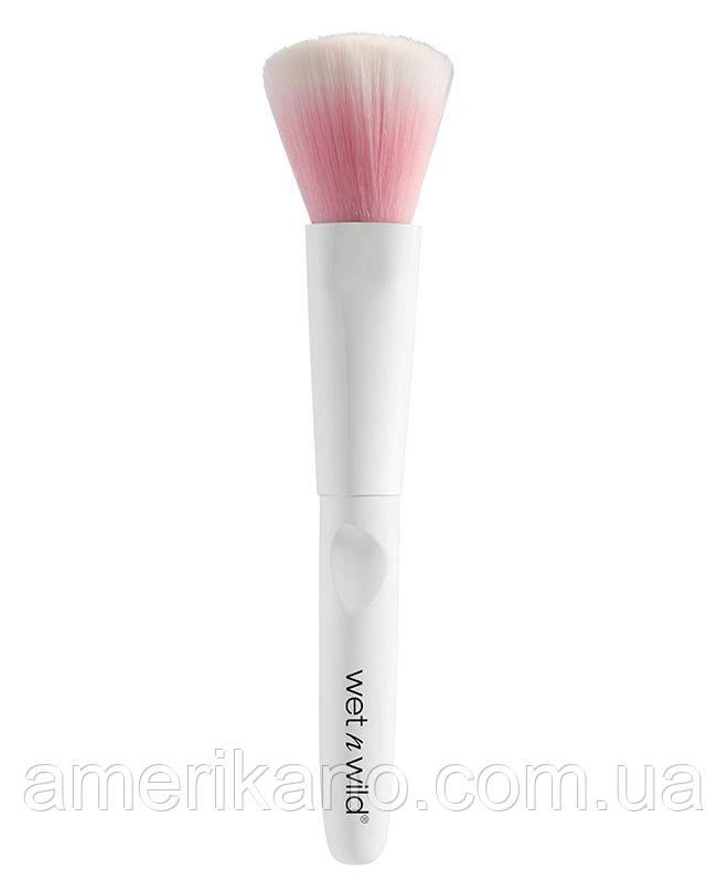 Универсальная кисть для лица WET N WILD Large Stipple Brush Большая
