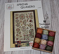 Набор Spring Quakers Rosewood Manor S-1202