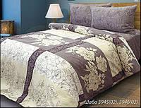 Ткань для постельного белья, бязь набивная, ШАБО