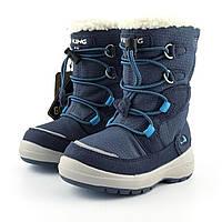 Зимние утепленные сапожки VIKING Totak GTX р 20, зимняя детская обувь