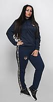 Спортивный костюм женский декорированный лентой, фото 1